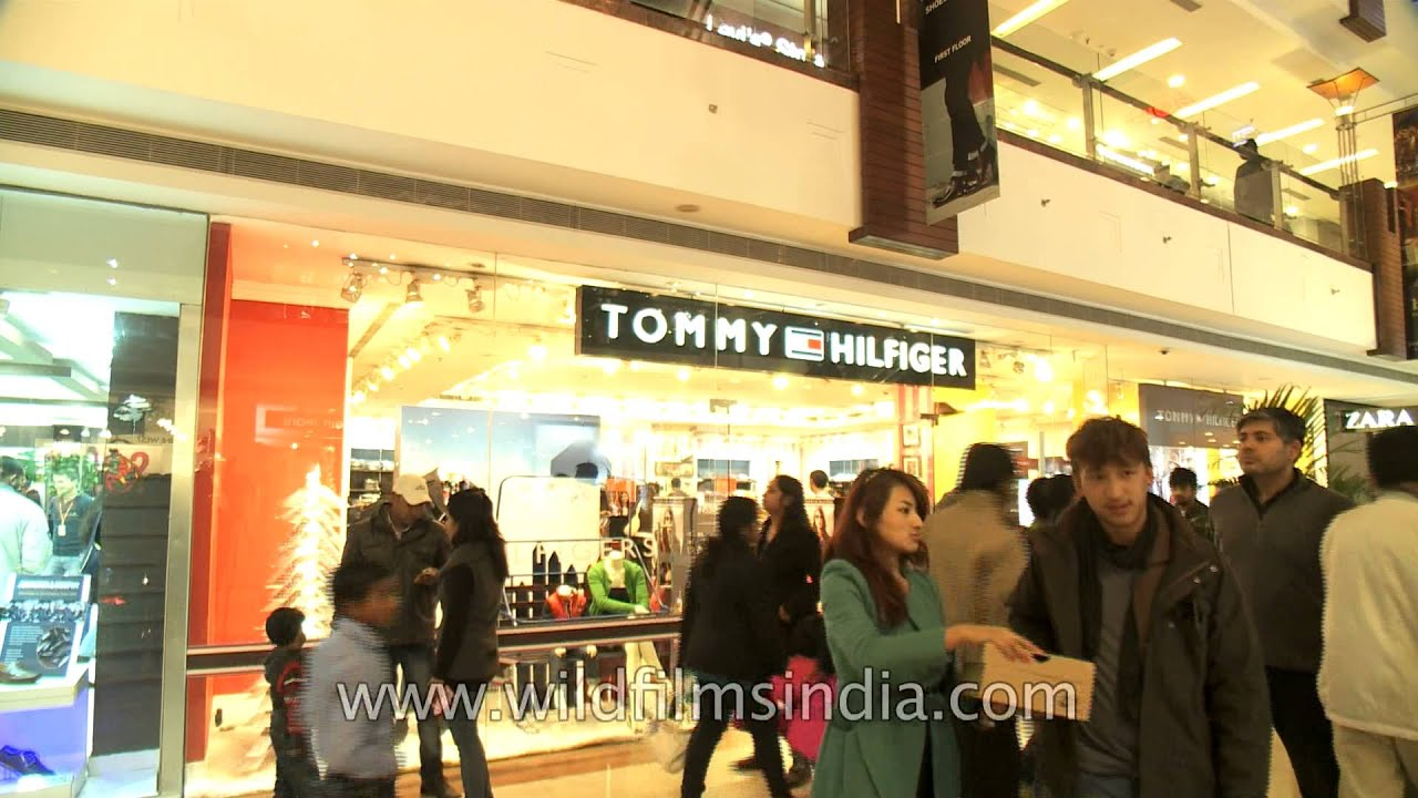 e57d6c33 Tommy Hilfiger store at the all-in-one mall - Select Citywalk, Delhi ...
