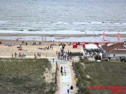 Noordwijk Beach Timelapse