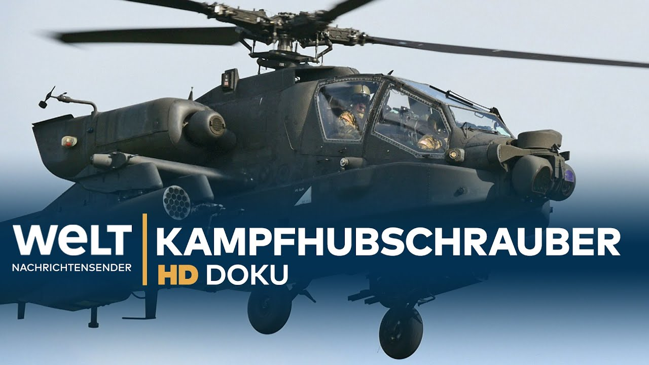 Download APACHE Guardian - Kampfhubschrauber im Einsatz   HD Doku