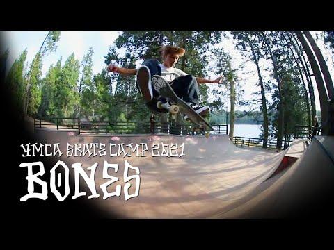 BONES WHEELS - YMCA SKATE CAMP 2021