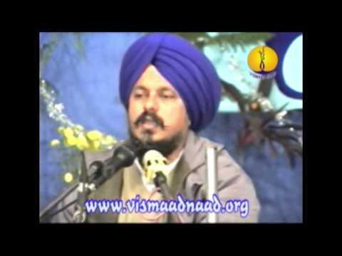 AGSS 2001 : Raag Todi : Bhai Iqbal Singh Ji