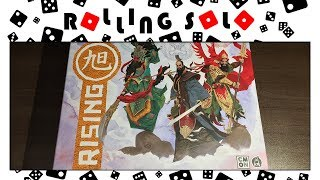 Rising Sun: Dynasty Invasion | Unboxing