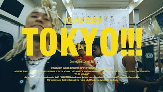 YouTube動画:Young Coco - Tokyo!!! (Official Music Video)