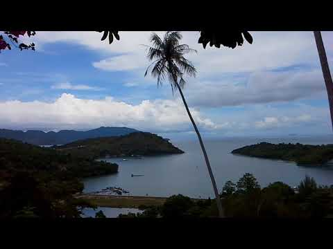 "ACEH LOCATION OF A SAILBOAT RACING "" SABANG """