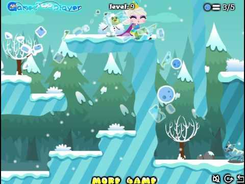игра холодное сердце онлайн 3   7-10