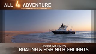 Boating & Fishing Highlights from Series 9 ► All 4 Adventure TV