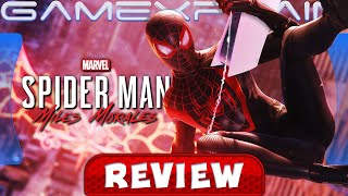 Marvel's Spider-Man: Miles Morales - REVIEW (PS5) (Video Game Video Review)