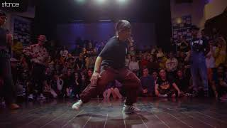 San Andrea & B Panther vs Maxime & Vanessa (bgirl final) // .stance // Porto World Battle 2018