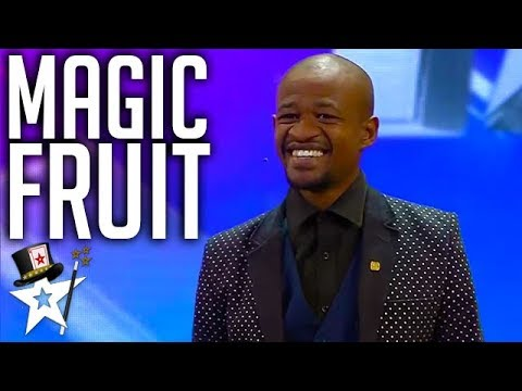 Magician Gets Crowd Roaring! | SA's Got Talent | Got Talent Global