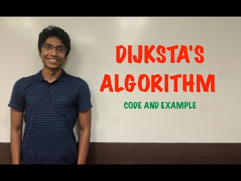 How to use Dijkstra's Algorithm with Code