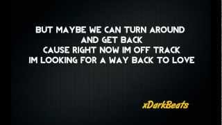 DJ Pauly D - Back To Love Feat. Jay Sean [Lyrics On Screen]