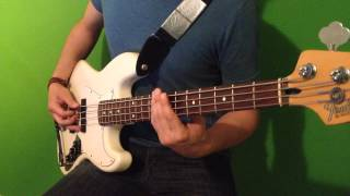 Fall Out Boy Carpal Tunnel of Love Bass Cover