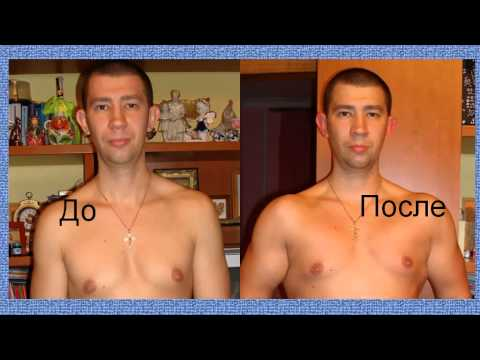 Узнай как набрать вес и поправиться