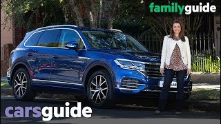 Volkswagen Touareg 2019 review: Launch Edition