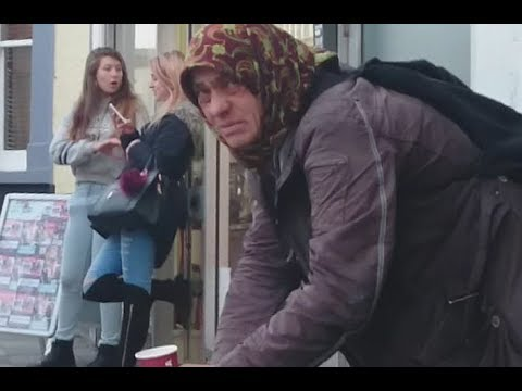 Roma Gypsy Beggars EPIDEMIC in Croydon, UK | Ep  6