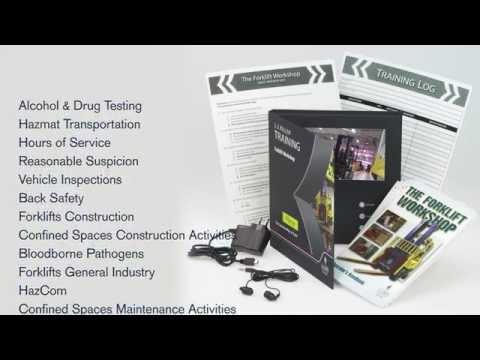 J. J. Keller® Video Training Books