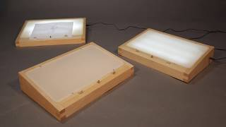 Portable Animation Light Table