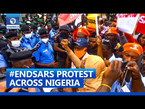 Am I Next? Nigerians Protest Against SARS Brutality
