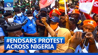 Am I Next? Nigerians Protest Against SARS Brutality