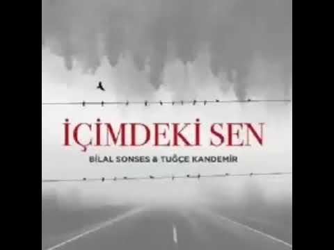 Bilal Sonse feat Tuğçe Kandemir - İçimdeki Sen (Official Audio)
