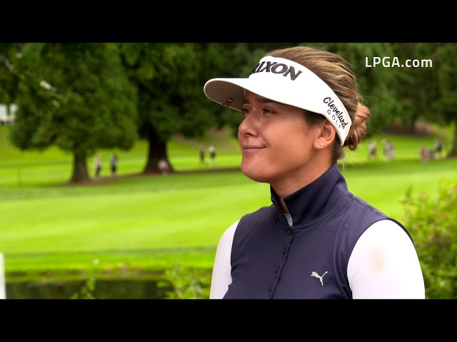 Hannah Green Talks second round 63 in the 2019 Cambia Portland Classic