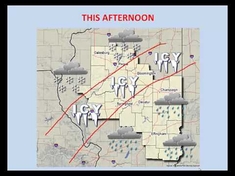 NWS Lincoln Multimedia Briefing for 2-1-14 at 4 am