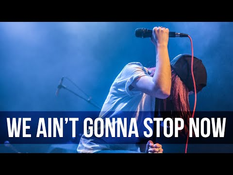WHIST - We Ain't Gonna Stop Now