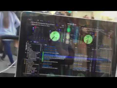 CAMP LOCKETT MIDDLE SCHOOL 2017 Halloween Dance with DJ ISLANDboy