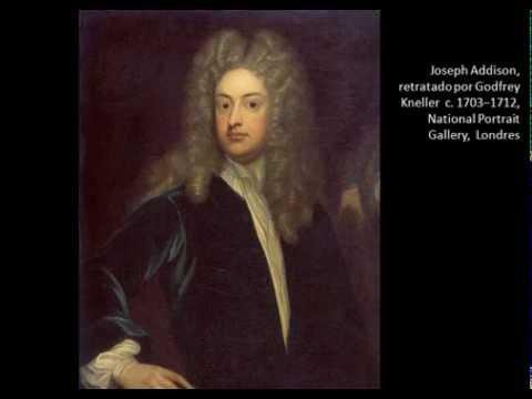 """""""Los placeres de la imaginación"""" de Joseph Addison. Presentación elaborada por Juan Martín Prada"""