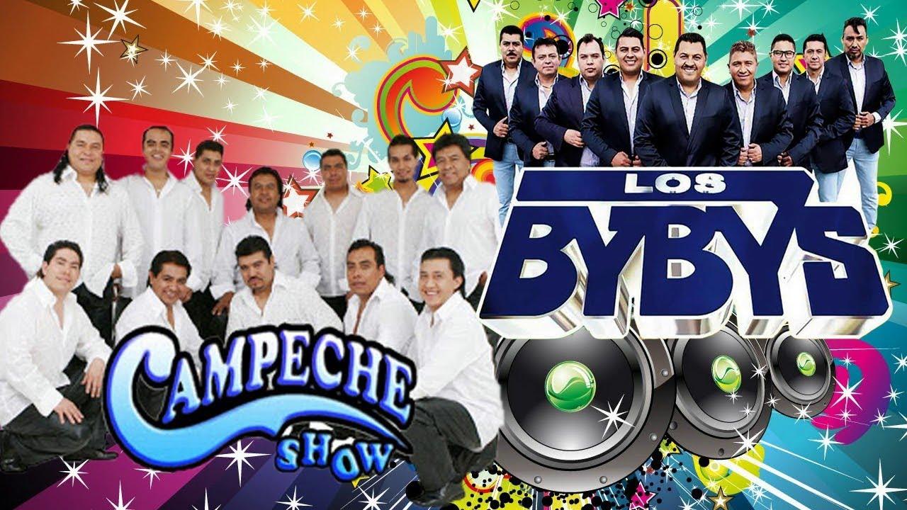 Download Bybys Vs Campeche Show Exitos mejores canciones - Bybys Y Campeche Show  Éxitos Románticos