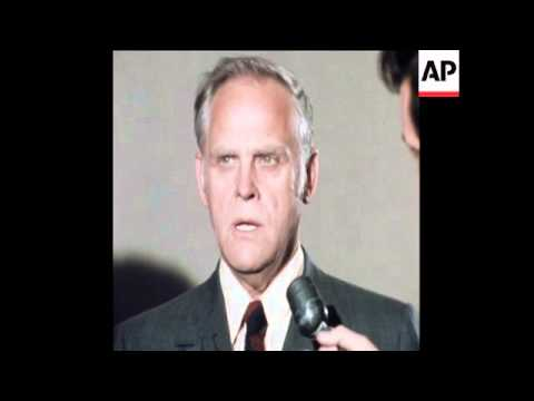 SYND26/08/71 US COMMUNIST PARTY RUNS GUS HALL FOR PRESIDENT