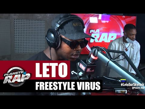 Youtube: Leto – Freestyle Virus #PlanèteRap