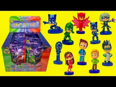 Герои в масках игрушки сюрприз видео. Новая Серия 2017. Развивающее видео для детей.