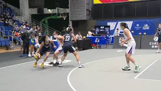 Publication Date: 2021-04-06   Video Title: 【學界3X3籃球賽】Toughness顯「神之隊」本色封后