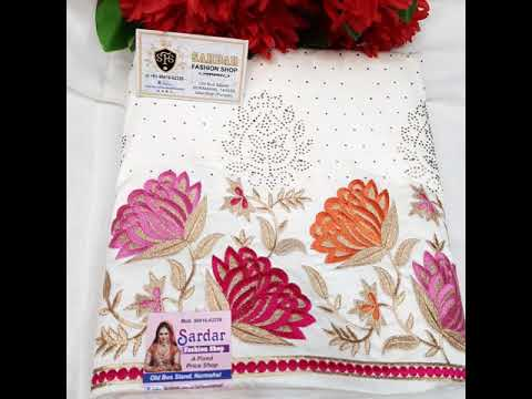 Very Beautiful Embroidered Punjabi Salwar Suits At Reasonable Prices Call Or Whtsapp 9041662226