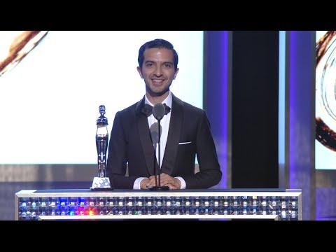 2016 Media Award Recipient, Imran Amed