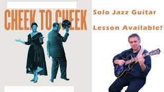 Cheek to Cheek, Louis Armstrong, Ella Fitzgerald, Frank Sinatra, Fingerstyle guitar
