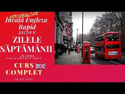 #3 Limba Engleza Curs English Română Romanian Agnita Buzăului Fălticeni Măgurele Pătârlagele Siret from YouTube · Duration:  8 minutes 4 seconds