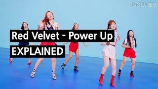 Gambar cover Red Velvet - Power Up Explained by a Korean