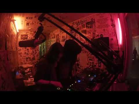 Selecta Vega & Selectress Aur'El @ Red Light Radio/Amsterdam [26th February 2018]