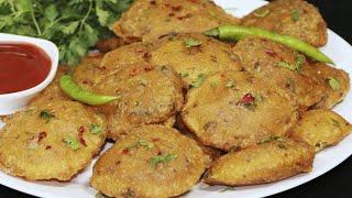 झटपट बनाये बेसन आलू के ऐसे चटपटे और क्रिस्पी पकोड़े स्वाद ऐसा कि खाते ही रह जायेंगे | Aloo Pakoda .