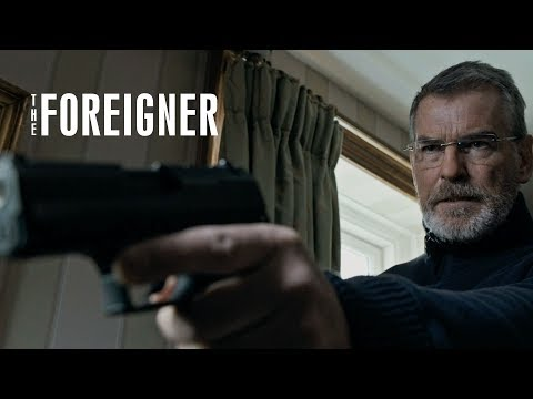 """The Foreigner   """"How Far"""" TV Commercial   Own it on Digital HD Now, Blu-ray™ & DVD 1/9"""