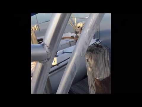 Flitz Polish - Boat Rails Aluminum and Stainless