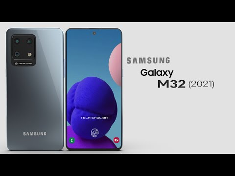Samsung Galaxy M32 (2021) official introduction  