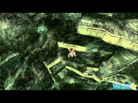Tomb Raider Anniversary HD Walkthrough - Peru - The Lost Valley pt 3