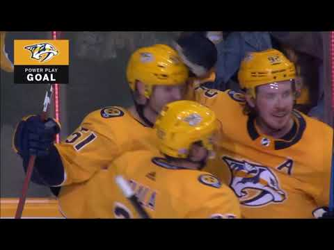 Every goal in the NHL from 11/25/18