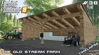 Renovating farm | Animals on The Old Stream Farm | Farming Simulator 19 | Episode 38