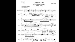 The Crown Suite: Day 5 - The Recorder