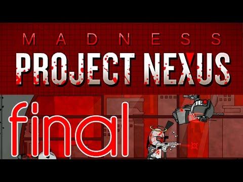 Madness: Project Nexus - На последнем вздохе | ФИНАЛ | эпизод 9