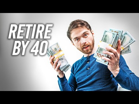 How To Retire By 40 (With Dividend Investing)